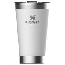 Copo Térmico Stanley Com Tampa Branco 473ml - ref 08000-02