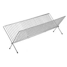 Escorredor de Pratos 24 Aluminio ABC - ref 588