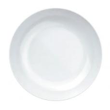 Prato Fundo Blanc Opaline 22cm - ref 5845
