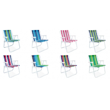Cadeira Praia Epoxi MOR - ref 2002