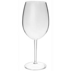 Taça Vinho Roma Neoplas 600ml Transparente - ref 11767001