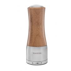 Moedor Tramontina Realce Sal ou Pimenta em Bambú e Aço Inox com Moinho em Cerâmica - ref 61652/000