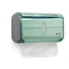 Dispenser Toalheiro Compacto Urban Verde Premisse -  ref C19825