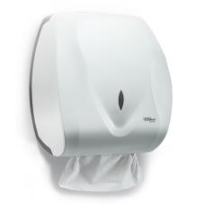 Dispenser para Papel Toalha Interfolhas 2 ou 3 dobras Premisse - ref C19533