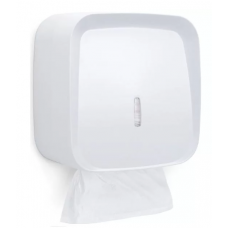 Dispenser Papel Toalha INVOQ Interfolhado 2 ou 3 Dobras Branco Premisse - ref C20020
