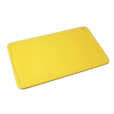 Placa De Corte Amarela Com Canaleta 30 x 50 Pronyl -  ref 159