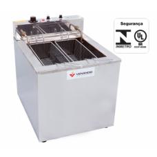 Fritadeira Água e Óleo Elet Venancio 23L 127V - ref SFA04