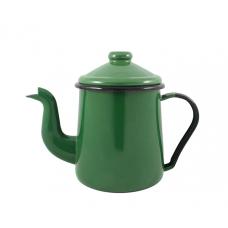 Bule Cafeteira Esmaltado Ewel 12 1.1L Verde - ref 151041