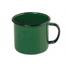 Caneca Esmaltada Ewel 10 502ml Verde - ref 15041