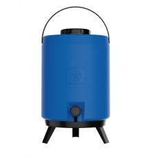 Botijão Térmico Termolar Maxitermo 12L azul - ref 1380