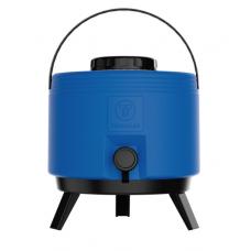 Botijão Térmico Termolar Maxitermo 6L Azul  - ref 1362