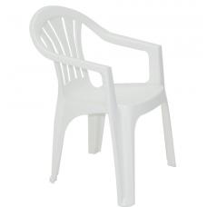 Cadeira Tramontina Bertioga em Polipropileno Branco - ref 92207010